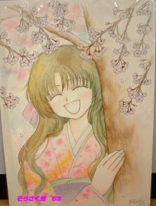畑63 イラコンスタッフ賞