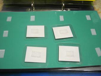 カード側テープ