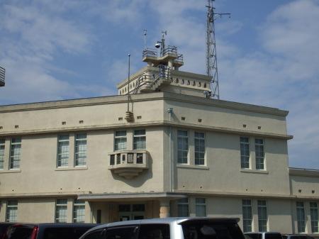 江波山気象館