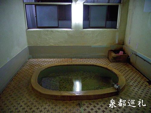 梅園温泉 浴室
