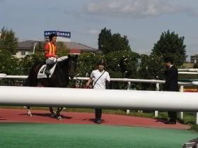 札幌開催最終日�