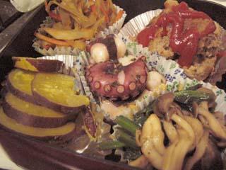 1月27日(土)のお弁当