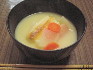 雑煮(関西風)