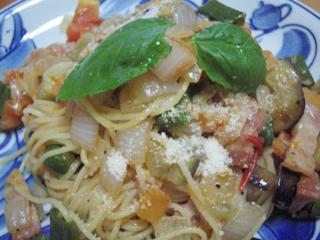 スパゲティ オルトラーナ