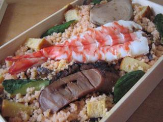 奈可田の散らし寿司