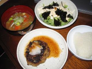 3月5日(水)の晩御飯