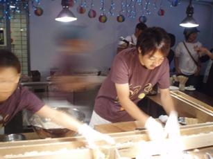 堀田先生押し寿司
