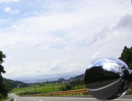 県道14から海