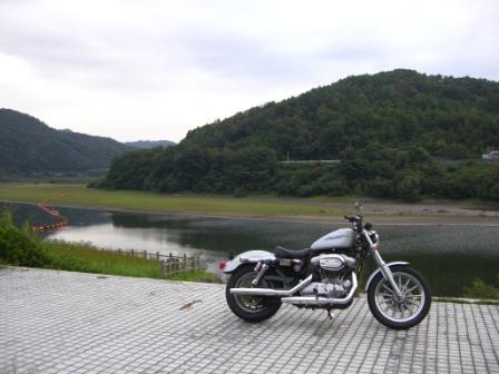 2008.9.28土師ダム