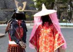 武士とお姫様(カップル)