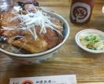 「いっぴん」のぶた丼