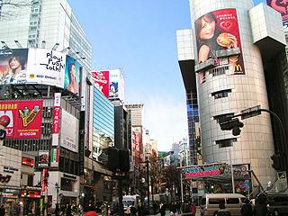 渋谷キタ━━━━━(゚(゚∀(゚∀゚(☆∀☆)゚∀゚)∀゚)゚)━━━━━!!