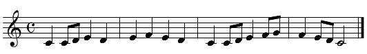 聴音1-1