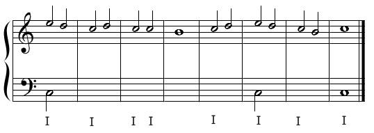 ソプラノ課題・例題1(手順2)