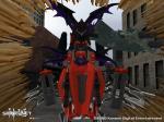 真紅の魔獣