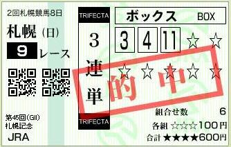 09札幌記念01