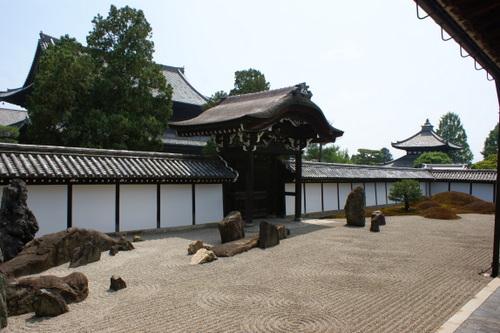 東福寺 方丈 南庭