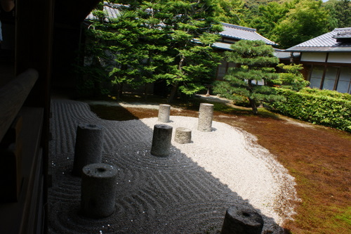 東福寺 方丈 東庭