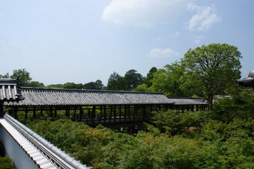 東福寺 方丈より通天橋