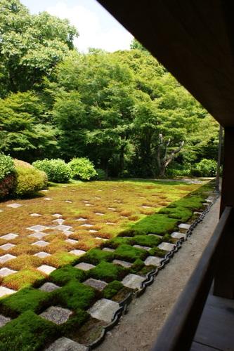東福寺 方丈 北庭