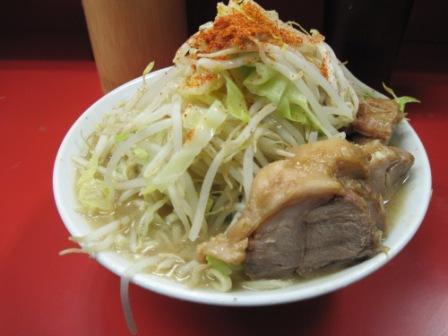 yasai/ninniku/abura/tougarashi