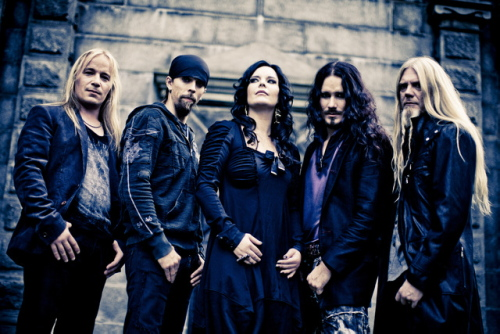Nightwish promo Ville Akseli Juurikkala