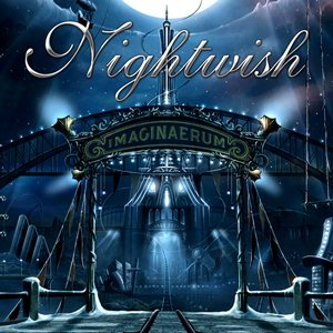 Nightwish kansi Imaginaerum