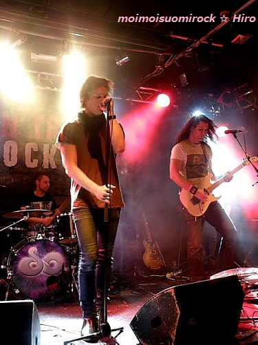 Juho Markkanen OTR 07.12.2011