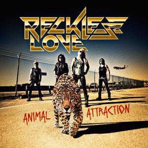 Reckless Love Animal Attraction kansi