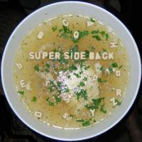 すぱさいスープ