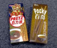 中国ポッキー