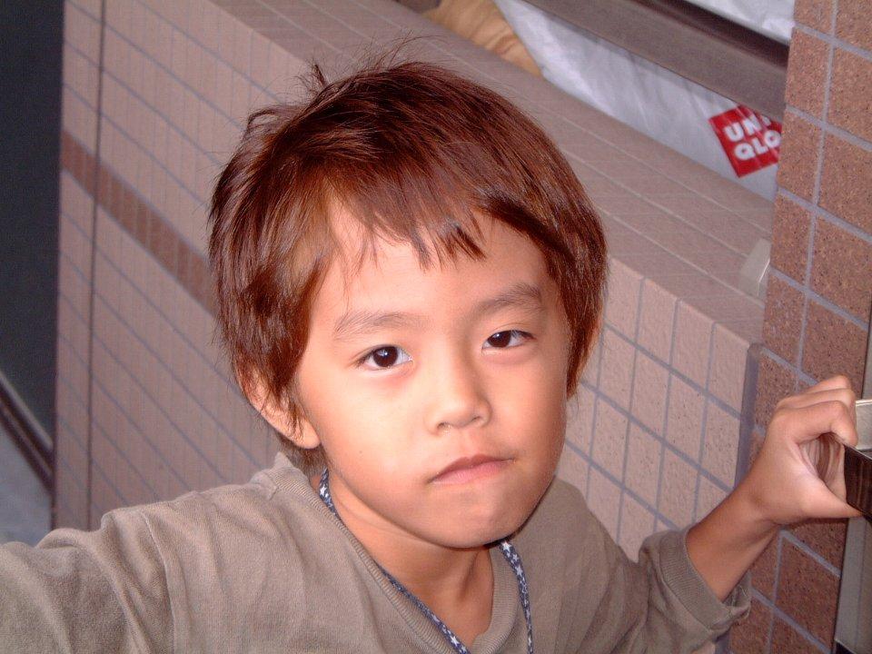 「子供 髪色」の画像検索結果