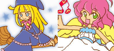 ぷよ7 ウィッチ&ハーピー