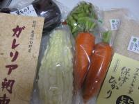 亀岡の旬野菜