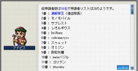 メンバー表20080124