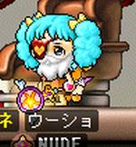うーしょ髪ランダム2