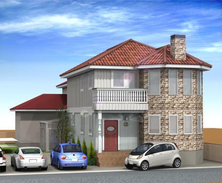 澤村邸200905