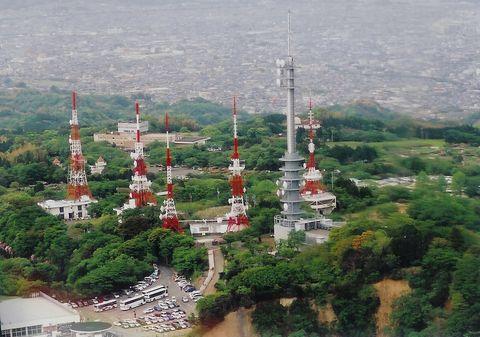 日本平のテレビ塔