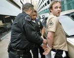 brad arrest