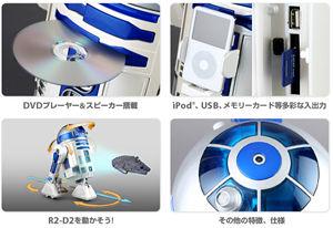 R2-D2:公式サイトの画像より