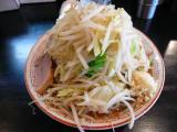 ラーメン(野菜、にんにく)