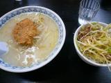 味噌ラーメン(スタミナ丼セット)