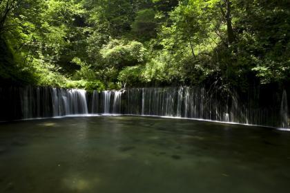 白糸の滝-1