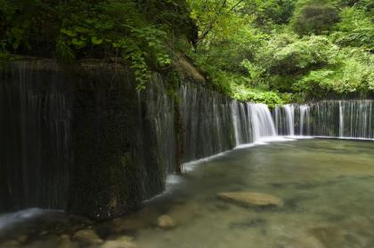 白糸の滝-3