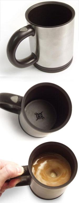 超ハイテクマグカップ