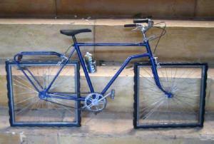 カクカク自転車