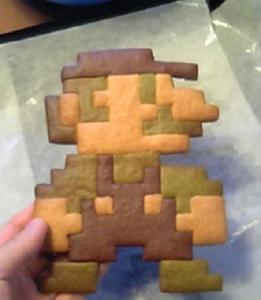 マリオクッキー
