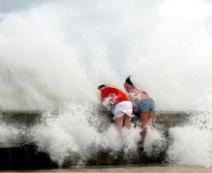津波の威力