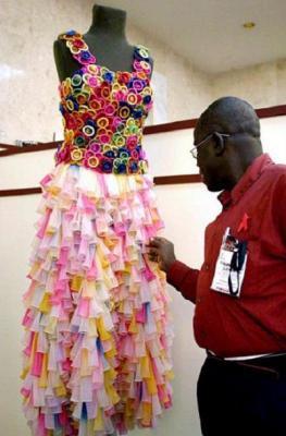 近藤さんドレス