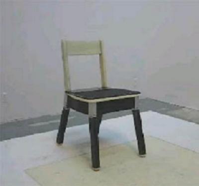 自動復元椅子